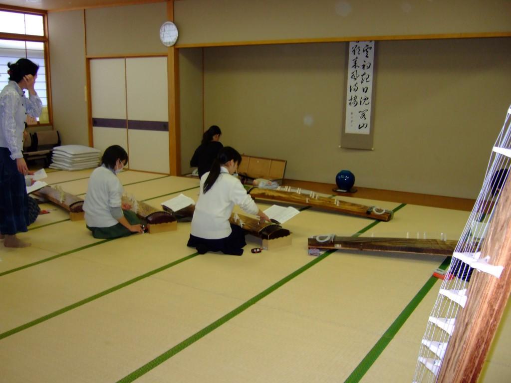 子供達の練習始まりました。