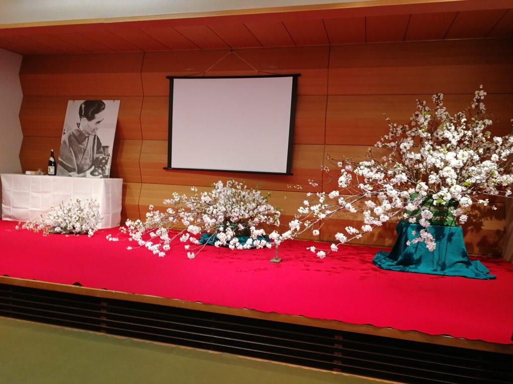 宮城道雄先生生誕祭でした