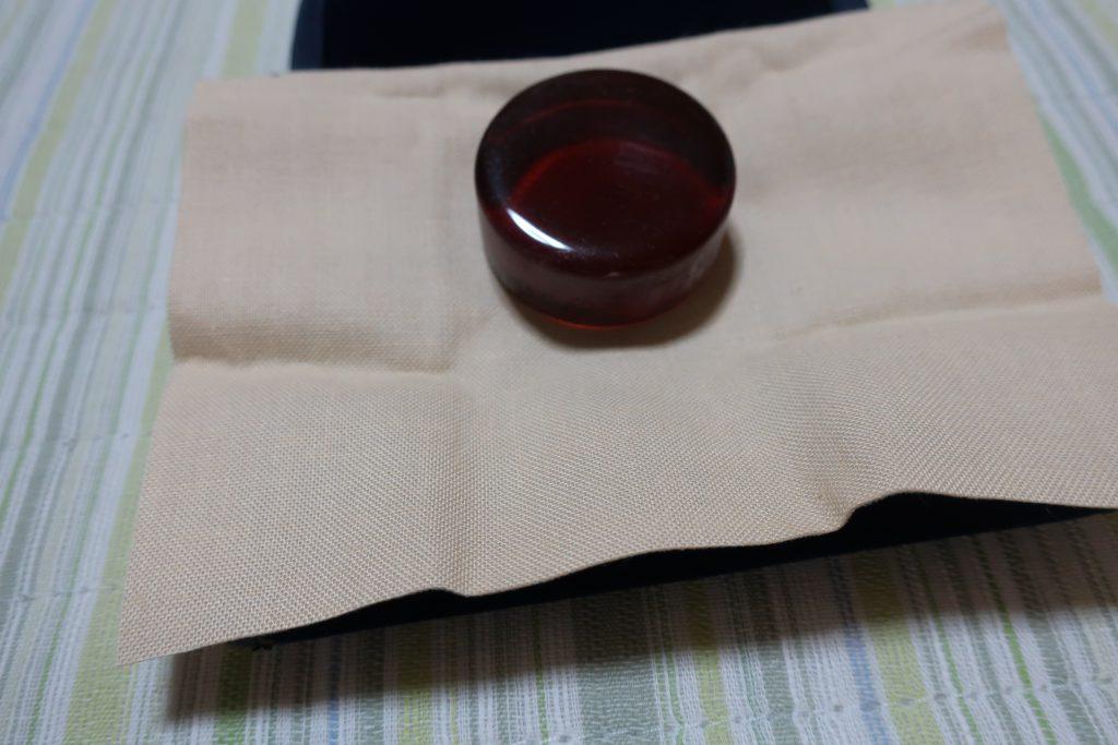 久しぶりに、松ヤニを購入しました