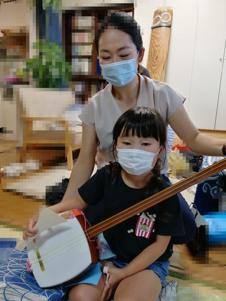 小学1年生の楽器が届きました