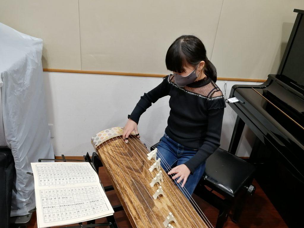 先日体験を受けた生徒さんは、志木教室に入会しました