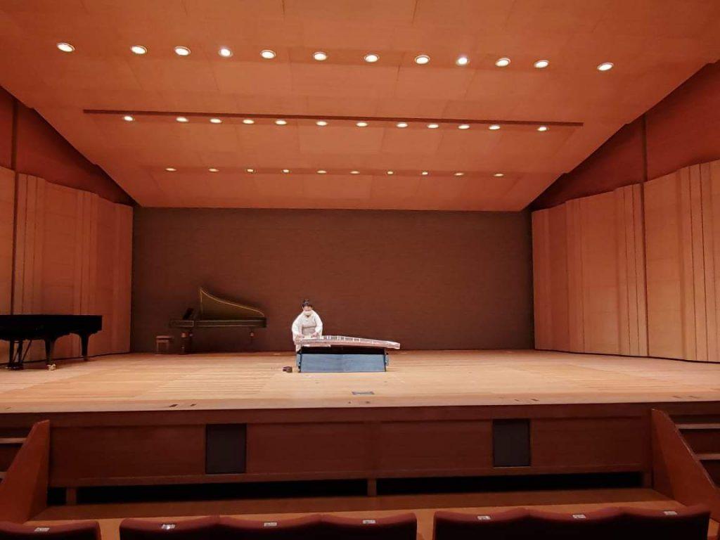 新潟で、久しぶりの演奏会でした
